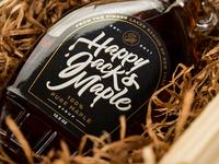 Happy Jack's Maple Syrup