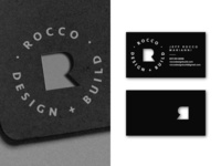 R Business Card Concept