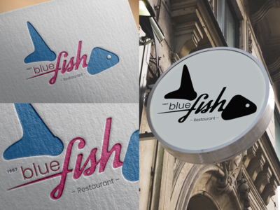 Logo Blue Fish®