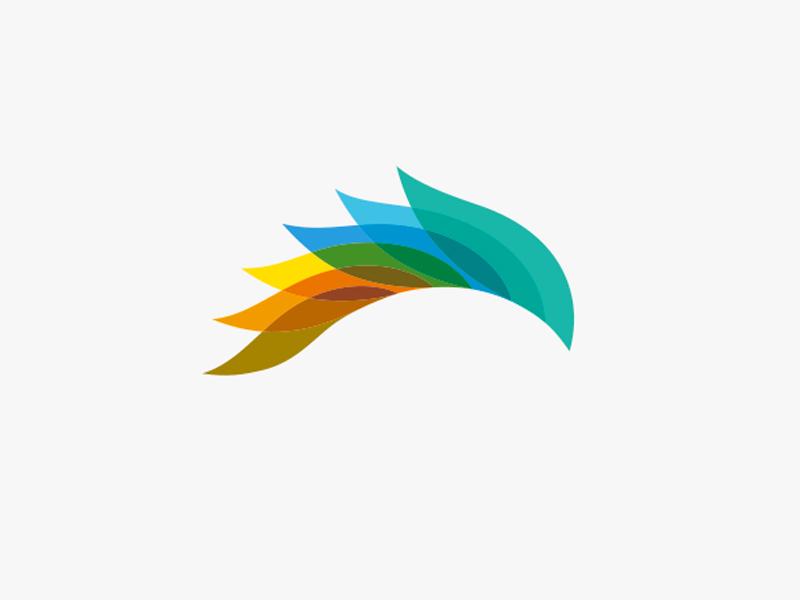 Beautiful Liguria italy liguria color travel design logo