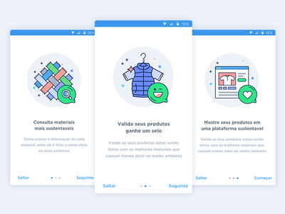 Onboarding Cards Illustrations