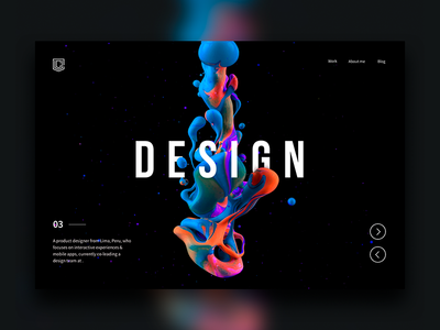 Landing page - Daily UI Challenge 4/365