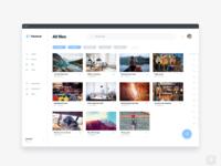 Filecloud cloud app   daily ui challenge 8 365