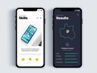 Custom curriculum app - Daily UI Challenge 41/365