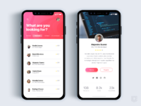 Discovery programmers app   daily ui challenge 43 365