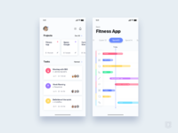 Management team sprint app   daily ui challenge 48 365