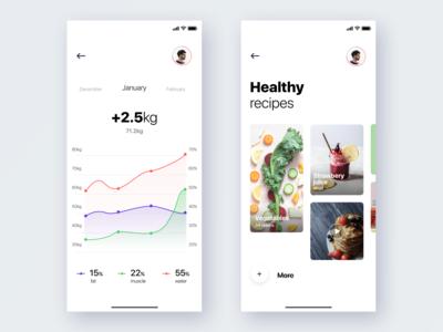 Training App Concept
