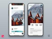 Photography social app 2x