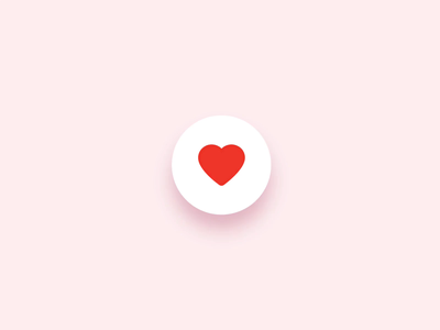 Like Button Animation - Press L ❤️ app user interface ux motion invisionstudio invision ui ux illustration likes clean cards ui motion motion design motion button animation heart button favorite button button like button favorite like