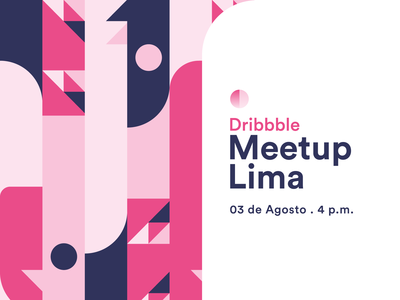 Dribbble Meetup Lima Vol 3