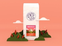 CBTL - Mexico Coffee Bag