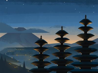 CBTL: Bali Blue Moon