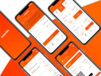 EasyJet App Redesign