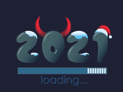 2021 design illustration vector
