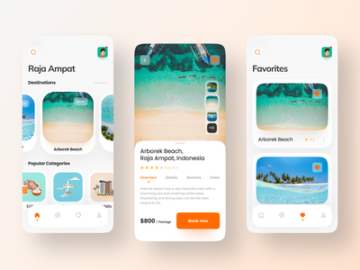 Travel App photo ios clean concept app design mobile ux ui inovation minimal minimalist traveling travel app travel tourism app vacation tourism tours trip