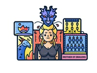 Game of Thrones-Mother of Dragons