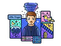 Game of Thrones - little finger
