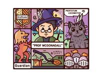 【Harry Potter】Professor McGonagall