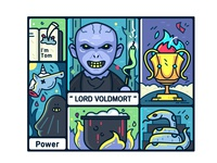 【Harry Potter】Lord Voldemort