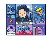 【Harry Potter】Tom riddle