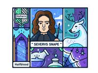 【Harry Potter】Snape