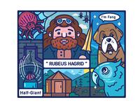 【Harry Potter】Hagrid