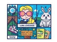 【Harry Potter】Luna