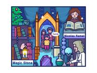 Harry Potter Sorcerer's Stone-#6