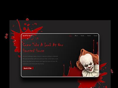 Halloween ux ui design