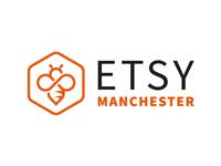 Etsy Manchester (UK) Logo