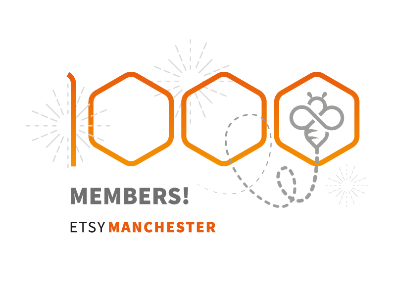 1000 members etsymanchester
