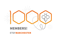 Etsy Manchester 1000 Members