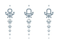 Chair Icons: Which one is best?