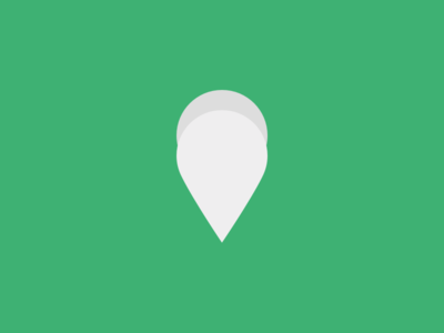 Location Logo green app androidapplication vaahaka application material icon android