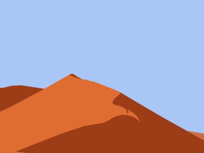 Desert whit3hawks desert