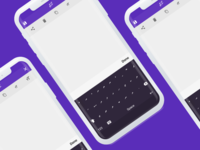 Thaana Keyboard for iOS