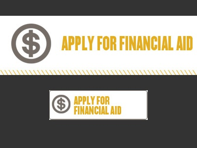 Admissions Email - Financial Buttons
