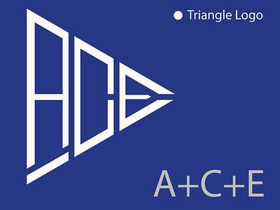 Triangle Logo brand identity logo designer logo logo design triangle logo