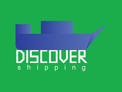 Ship Logo one logo design branding logo ship logo logo designer logo design