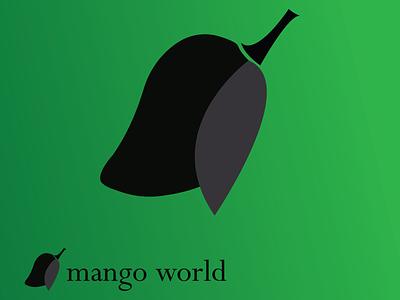 Mango Logo brand identity logo designer logo logo design icon logo mango logo