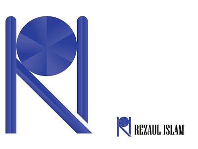 R+I Logo brand identity logo designer logo logo design lettermark letter letter logo