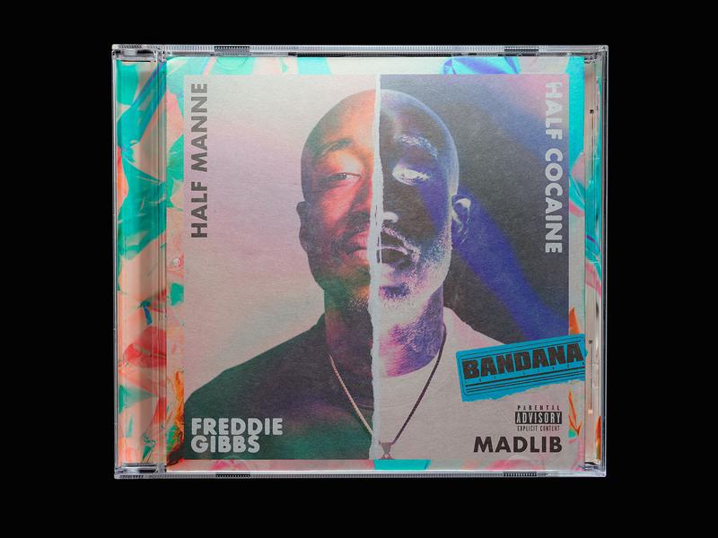 "Freddie Gibs X Madlib ""Half Manne Half Cocaine"""