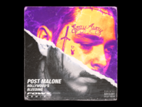 POST MALONE  Hollywood's Bleeding FOWX REMIX .