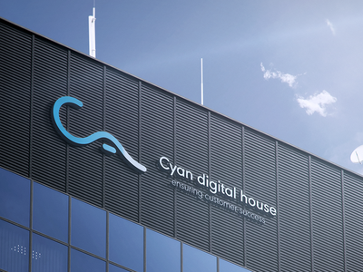 Cyan digital house