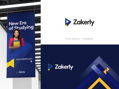 Zakerly logo - online courses