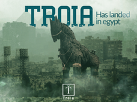 Troia has landed in egypt