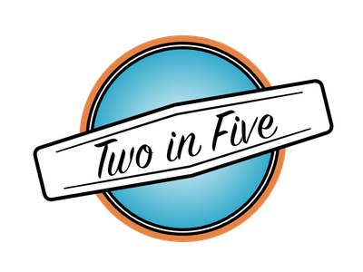 2in5 Draft logo