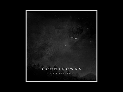Countdowns music type cover sleeping at last