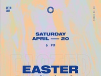 Easter at city church 2019   11x17