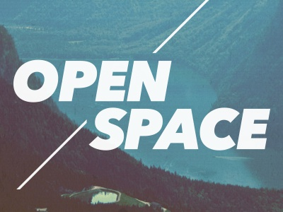 Open space cover